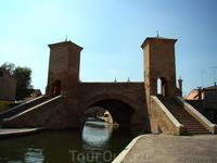 Старинный город на воде - Комакьо.