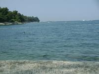 Пляж Zelena Laguna