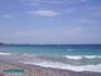 Эгейское море.Всегда волны.