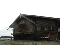Дом Елизарова из деревни Середка.