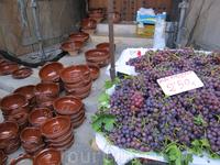 Рынок в городе Синеу