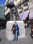 Bear and the Madroño Tree, heraldic symbol of Madrid