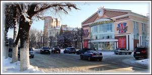 """Торгово-развлекательный центр """"первая площадка"""""""