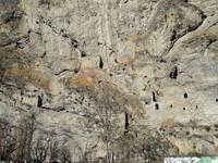 Старинное оборонительное сооружение