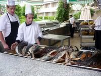 Рыбка к ужину))