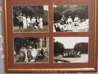 В семейном кругу в парке в Ивановке.