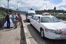 Путешествие в Смоленск. Мост через Днепр