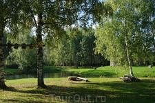 Кострома , музей деревянного зодчества.