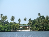 Прогулка по реке Бентота - одной из самых больших рек Шри-Ланки.