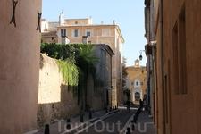 Улочка квартала Мазарини