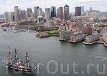 Бостонская гавань