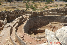 Микены-один из центров микенской культуры, позднее греческой цивилизации.