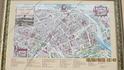 Гродно. Карта города на всю стену здания.