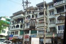 Дома местных индусов
