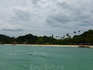 Пляж острова Пи Пи Дон. Для релаксирующего отдыха