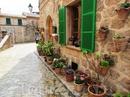 Живописный город Вальдемоса на Мальорке