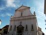 Церковь Св. Екатерины. Эта иезуитская церковь - красивейшая в Загребе