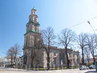 Лиепая, собор Святой Троицы