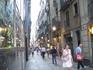 Торговые улицы Баселоны