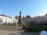 Один из самых необычных памятников Ленину, в зимнем наряде. Расположен на пьедестале памятника Александру II. Этот памятник собираются перенести в новостройки ...