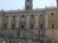 Бывший дворец сенаторов. Ныне муниципалитет