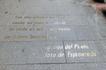 Именно так выглядят стихи на плитах улицы Las Huertas. Это слова баллады о пиратах.