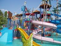 """Аквапарк """"Водная страна"""" (Aquapark """"Water Land"""")"""