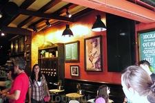 "Старейшее кафе ""Капуччино"" на Рамбла Нова в Таррагоне"