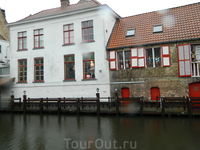 Каналы Брюгге3