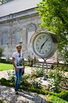 Музей часов во дворце Долмабахче