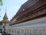 Один из древнейших храмов Таиланда - Ват По - Храм лежащего Будды или Храм Будды, ожидающего достижения нирваны.  Говорят, что здесь зародилось искусство ...