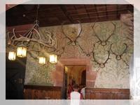 в замке Верхний Кенигсбург