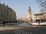 Площадь Старого рынка  и башня Ратуши