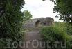 На территории Ладожской крепости