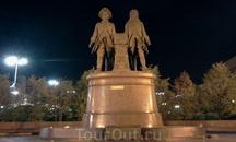 основатели города
