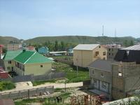 Частные жилые дома и частные гостиницы на улице Гагарина 3.