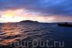 удивительные закаты в Олесунде