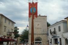 Башня на центр.площади