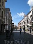 центральная улочка