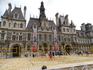 Париж. Отель де Виль.