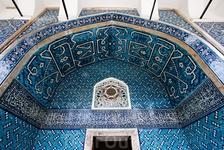 А эту красоту можно увидеть в Изразцовом павильоне Археологического музея