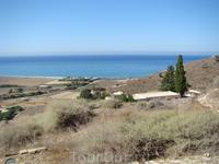 Территория, которую когда-то занимал древний Китион.