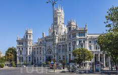 Главный почтамт Мадрида