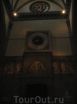 Собор Санта-Мария-дель-Фьоре. внутри