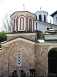 в монастыре в Стругах