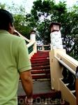 по ступеням к храму 9 лестниц каждая из девяти ступеней..полный фэншуй)
