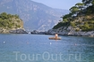 голубая лагуна - плавающие понтоны, можно прилечь и насладиться красотами
