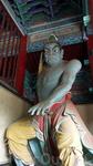 В монастыре. Охранник Будды