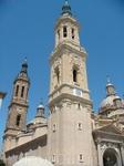 Башни Кафедрального собора Сарагосы
