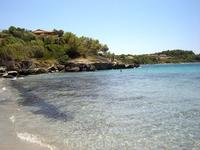 Греция. о.Кефалония. Ласси. Пляж Градакия у отеля